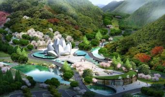 兰溪越龙山伟德国际娱乐平台度假区总体规划